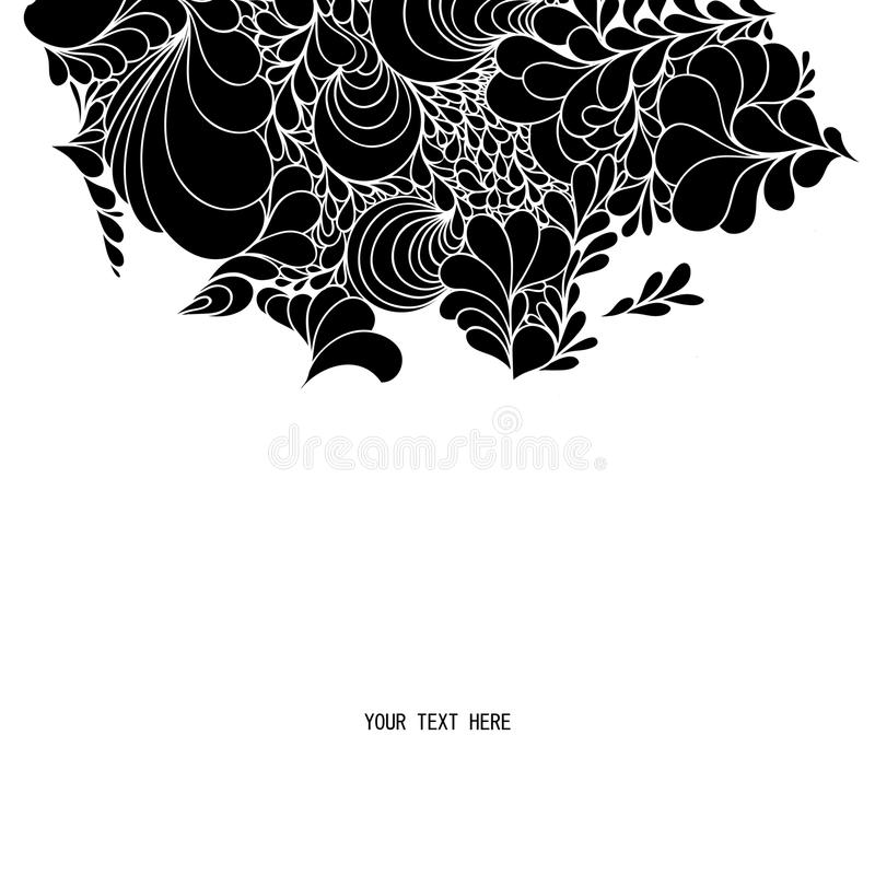 Download Round background stock illustration. Image of repeat - 28711212