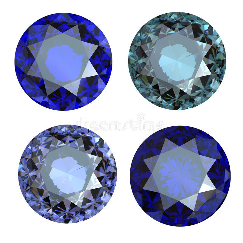 cut certified royal ceylon blue untreated gia cushion sapphire gemstone