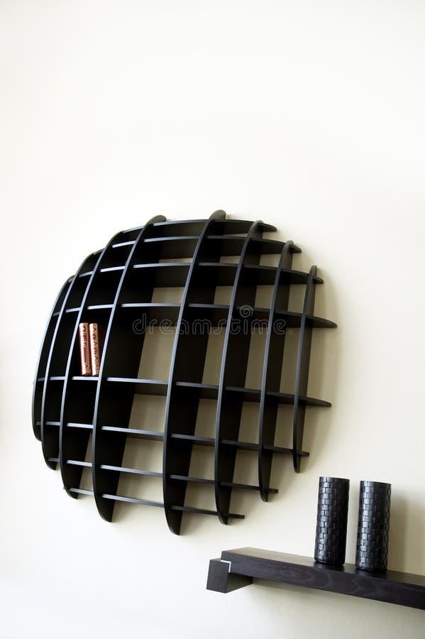 Download Round bookshelf stock photo. Image of rack, modern, empty - 3289506