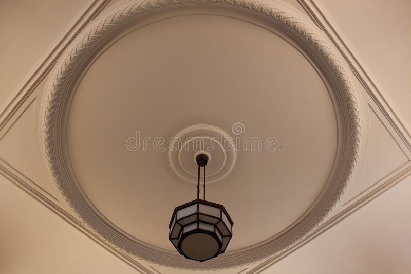 Download Round Ceiling Royalty Free Stock Photo - Image: 15694765