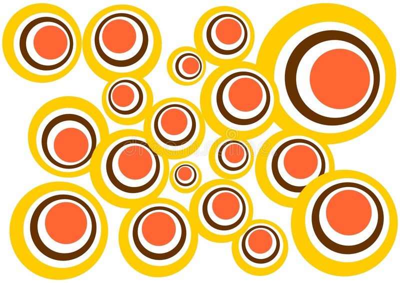 Download Round color background stock vector. Illustration of vector - 7503091