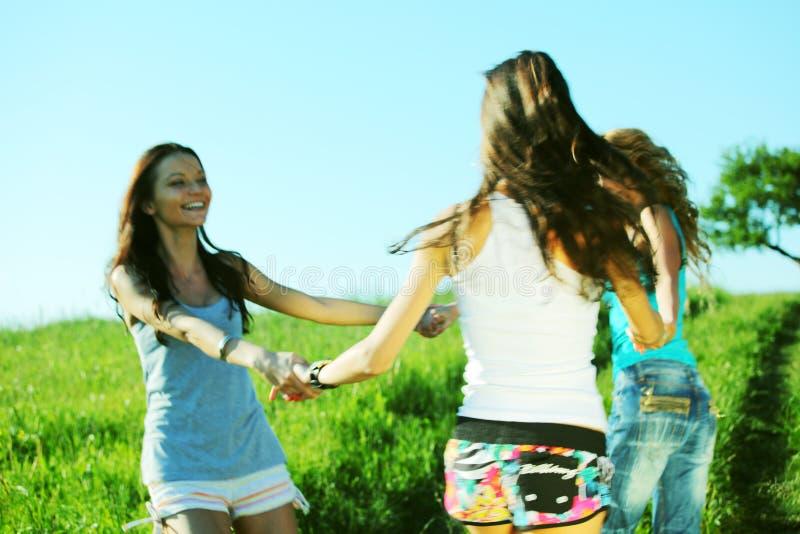 Download Round dance stock photo. Image of women, friendship, years - 23239574