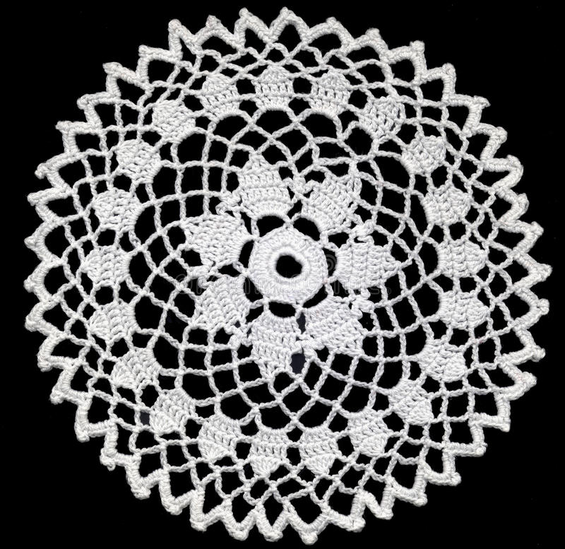 Free Round Doily Royalty Free Stock Images - 22332269