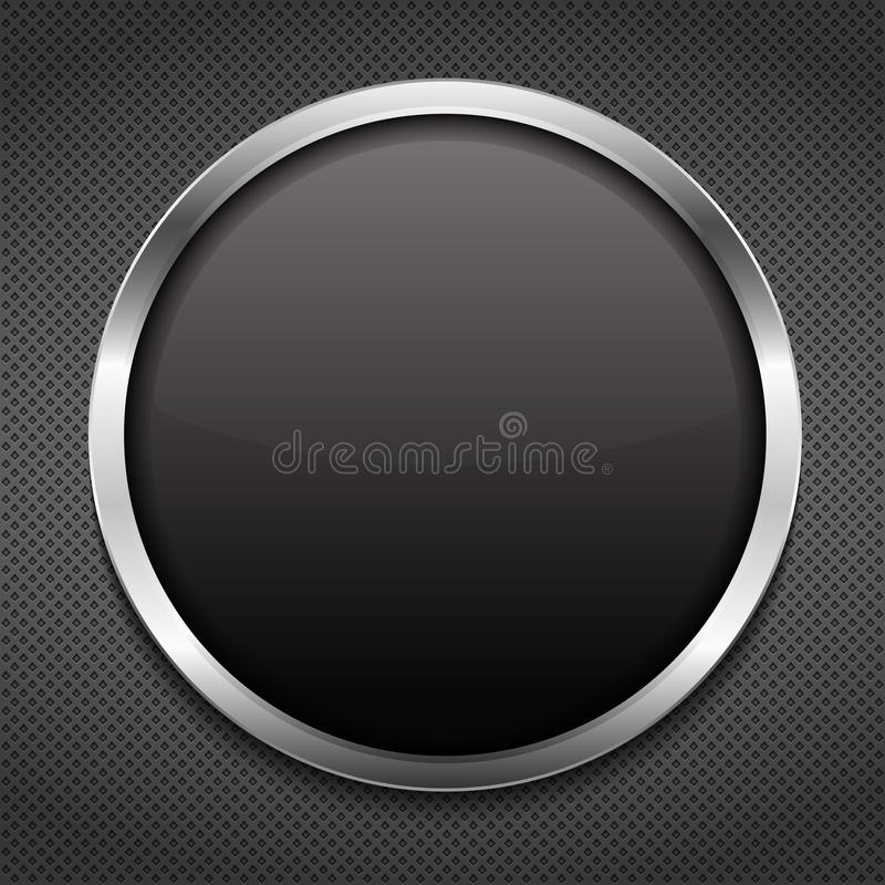 Round Frame royalty free illustration