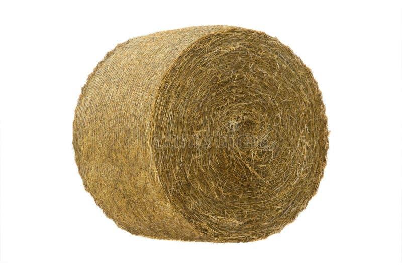 Round hay bale royalty free stock photos
