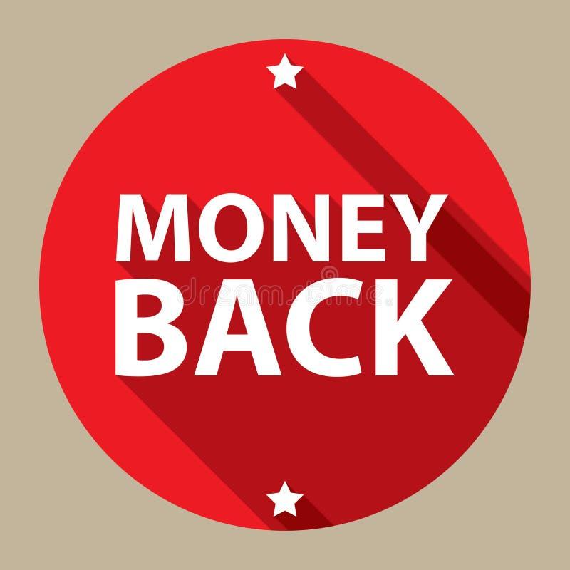 Money Back vector illustration