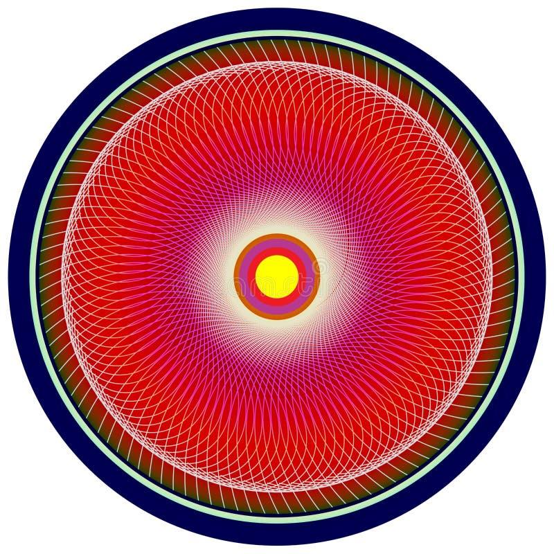 Round ranoli design