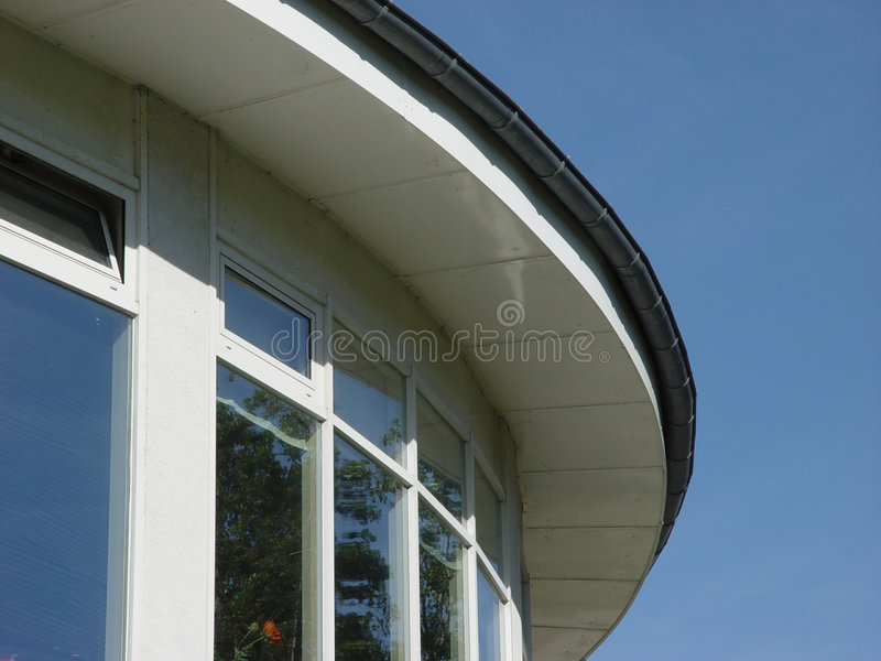 round roof royalty free stock image