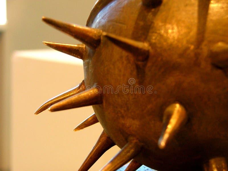 Round Sharp Object Free Stock Photography