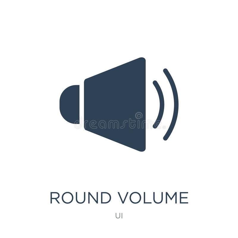 volume button with metal texture stock vector