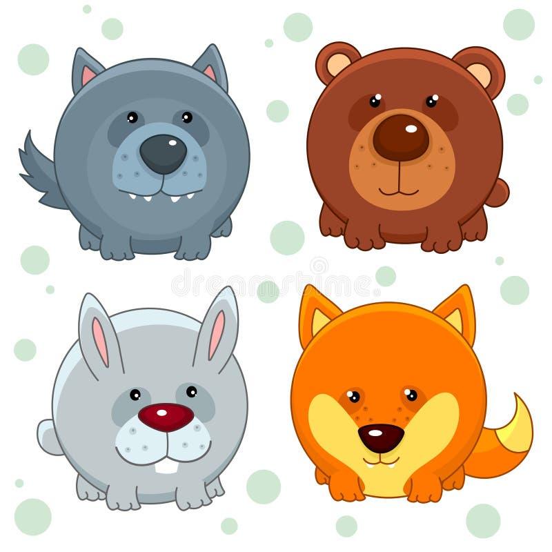 Round zwierzęta, część 1 ilustracji