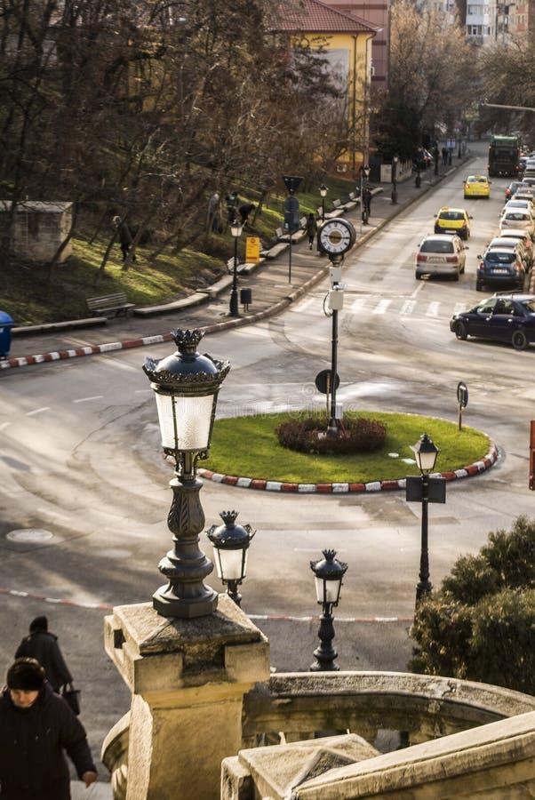 roundabout στοκ εικόνες