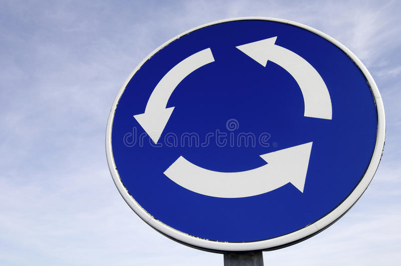 Download Roundabout signal stock image. Image of city, concept - 14819057