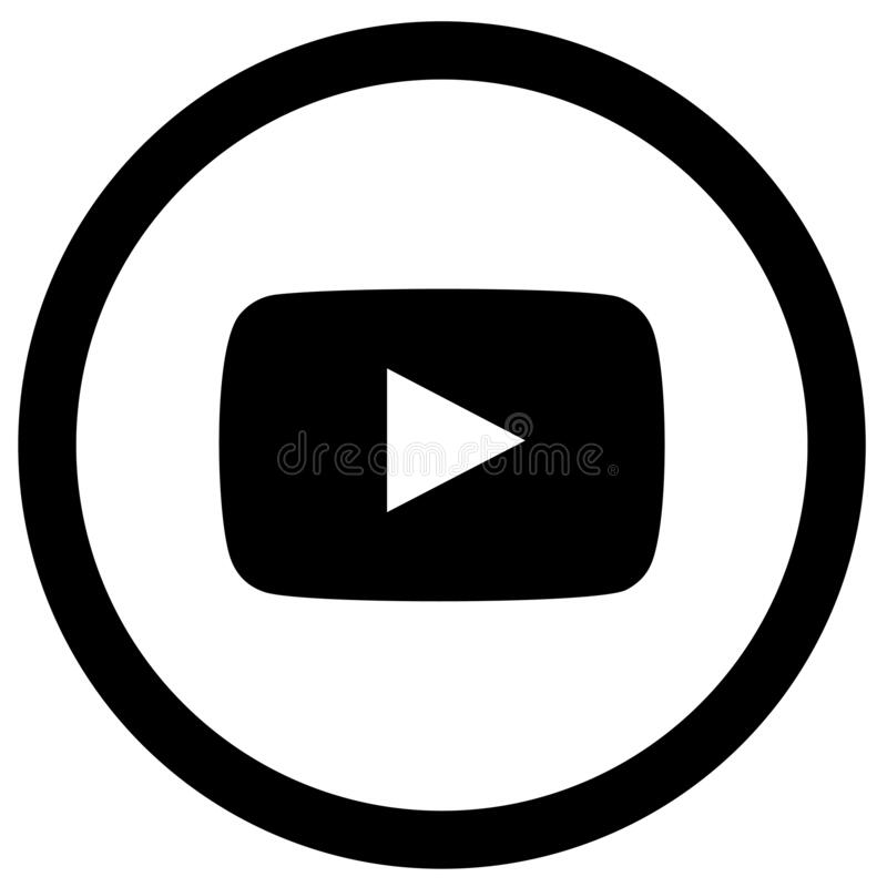 Youtube Logo Black Background Stock Illustrations 665 Youtube Logo Black Background Stock Illustrations Vectors Clipart Dreamstime