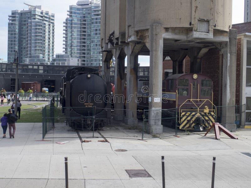Roundhousepark, Toronto, Canada stock fotografie