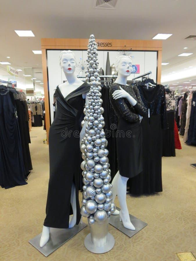 Roupa cara das mulheres imagens de stock