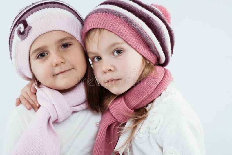 Roupa do inverno fotografia de stock