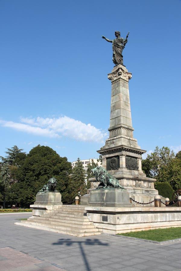 Rousse, Bulgaria foto de archivo
