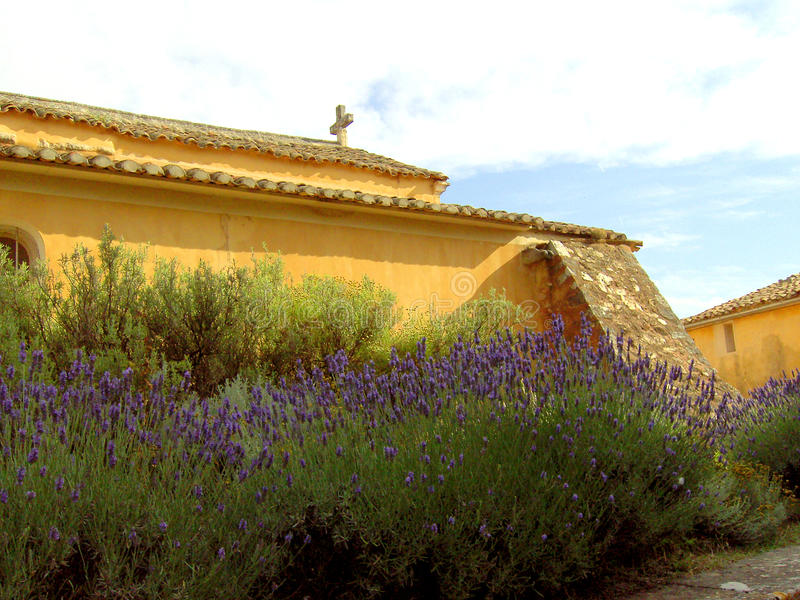 Download Roussillon stock photo. Image of france, house, roussillon - 14818258