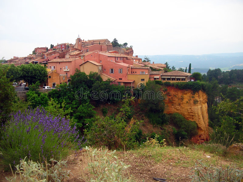 Roussillon foto de stock royalty free