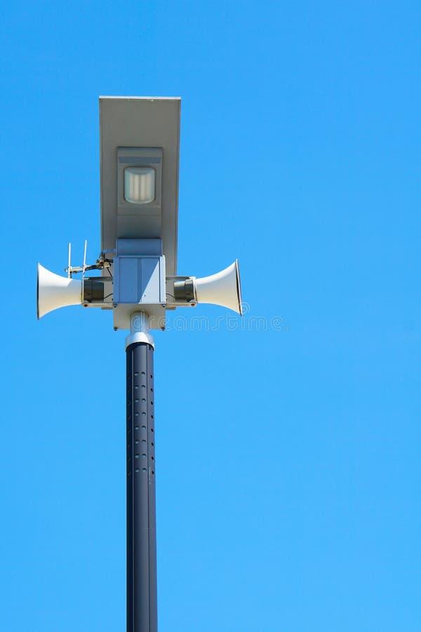 Route à énergie solaire de poteau léger photos stock