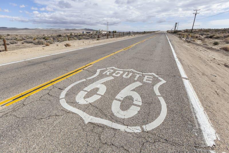 Route 66 photo libre de droits