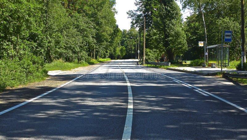 Route ; photo stock