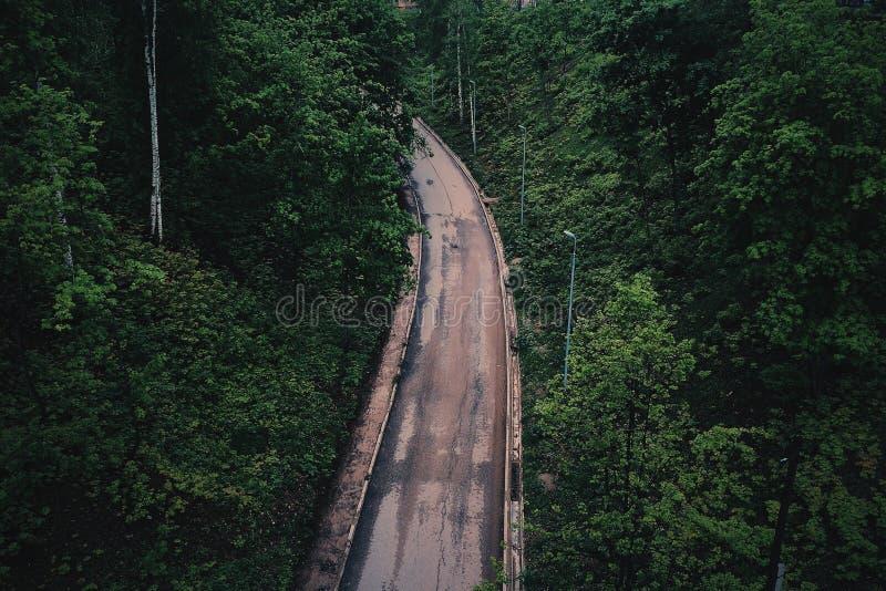 Download Route photo stock éditorial. Image du beauté, couleurs - 56479863