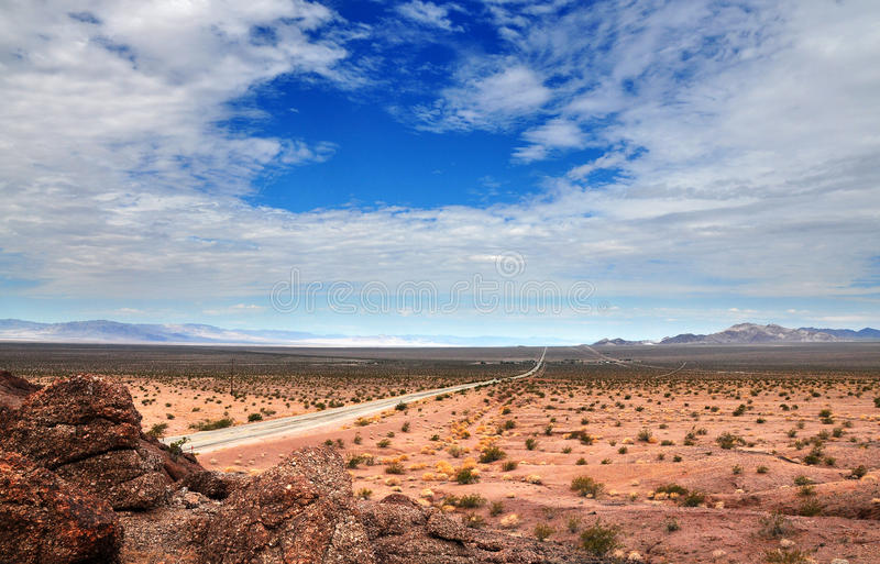 Download Route 66 California stock image. Image of arid, across - 22789067