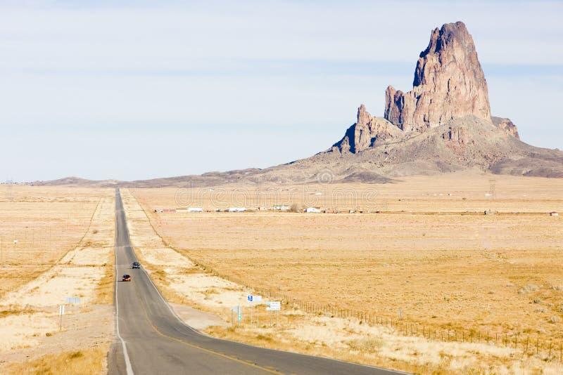 route, Arizona, Etats-Unis photo stock