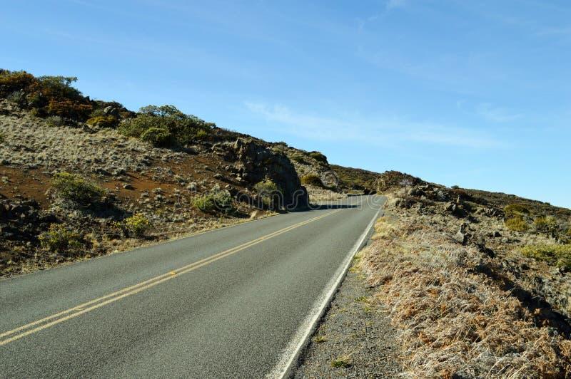 Parc de Haleakala photographie stock libre de droits