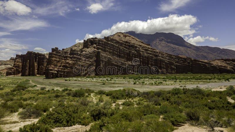 Route 68. Cafayate heading for Salta. Argentina stock photos
