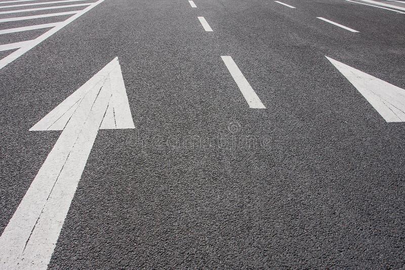 Route dans Guangzhou1 photographie stock libre de droits
