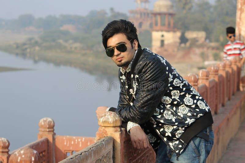 Route de Haridwar photos libres de droits