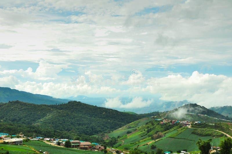 Route de montagne chez la Thaïlande photographie stock libre de droits