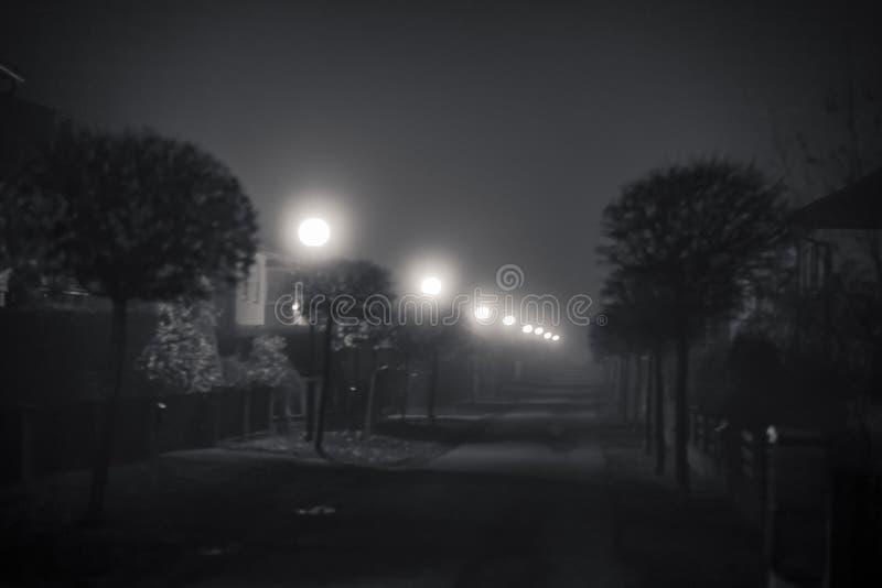 Route de mystère photo libre de droits
