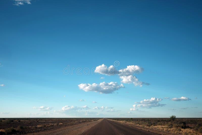 Route en Afrique du Sud photographie stock
