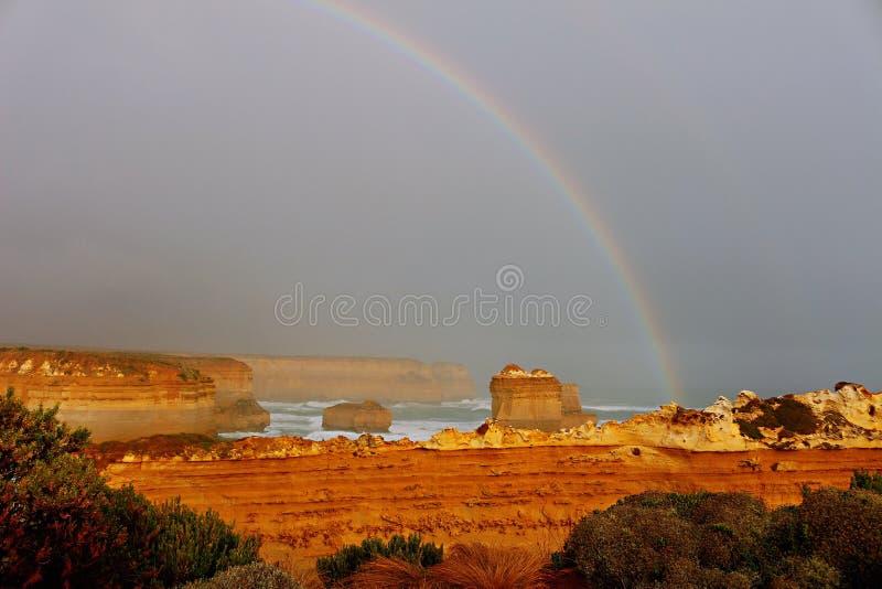 Route grande d'océan photographie stock libre de droits
