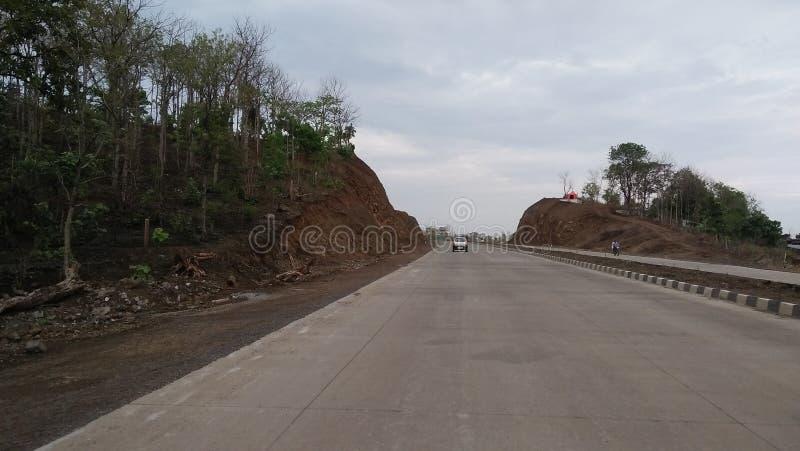 Route Image1 photo libre de droits