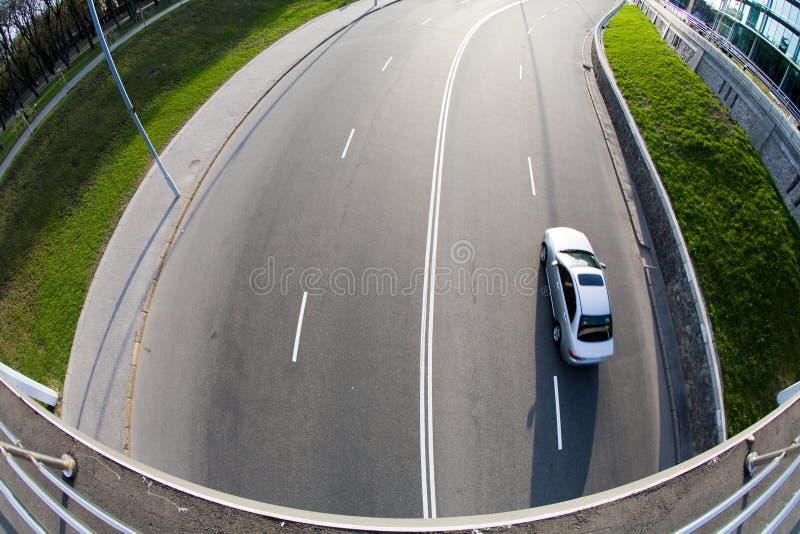 Route urbaine image libre de droits