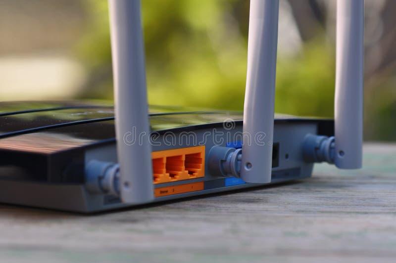 router imagem de stock royalty free