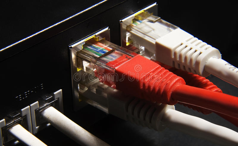Download Router stock photo. Image of ethernet, server, connection - 20125180