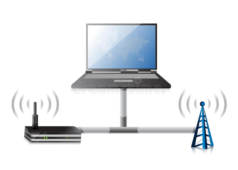 Download Router Electronic Technology Communication Royalty Free Stock Photo - Image: 29132295