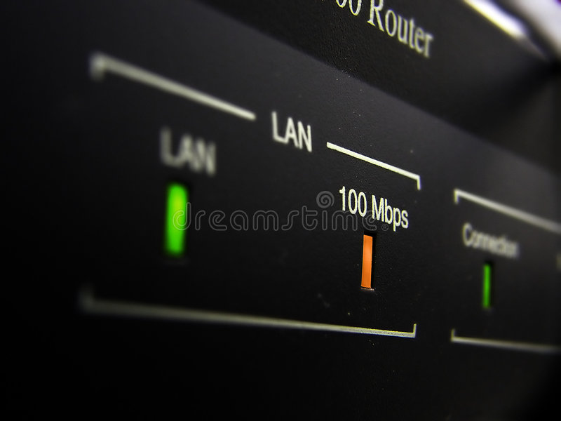 Router switch stock photography