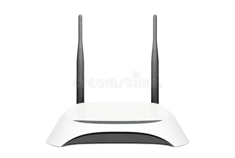 Routeur de Wifi images libres de droits
