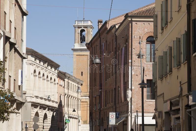 Rovigo Vénétie Italie photographie stock libre de droits
