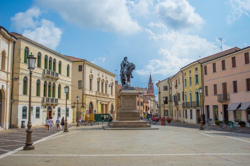 Rovigo, Veneto, Italia fotografia stock