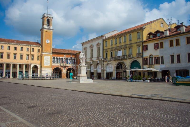 Rovigo, Veneto, Italia fotografie stock