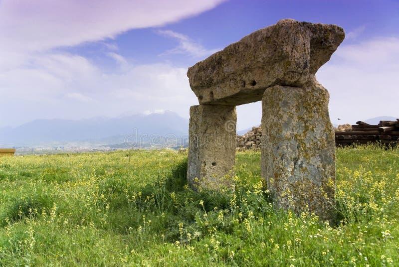 Download Rovine Della Città Antica Di Hierapolis Immagine Stock - Immagine di civilizzazione, arco: 56881723