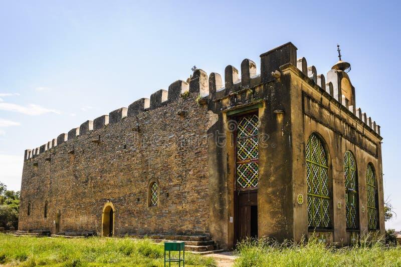 Rovine di Aksum (Axum), Etiopia immagini stock